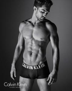 Tobias Sorensen X Calvin Klein Underwear 2016 Campaign -2016.1.17-