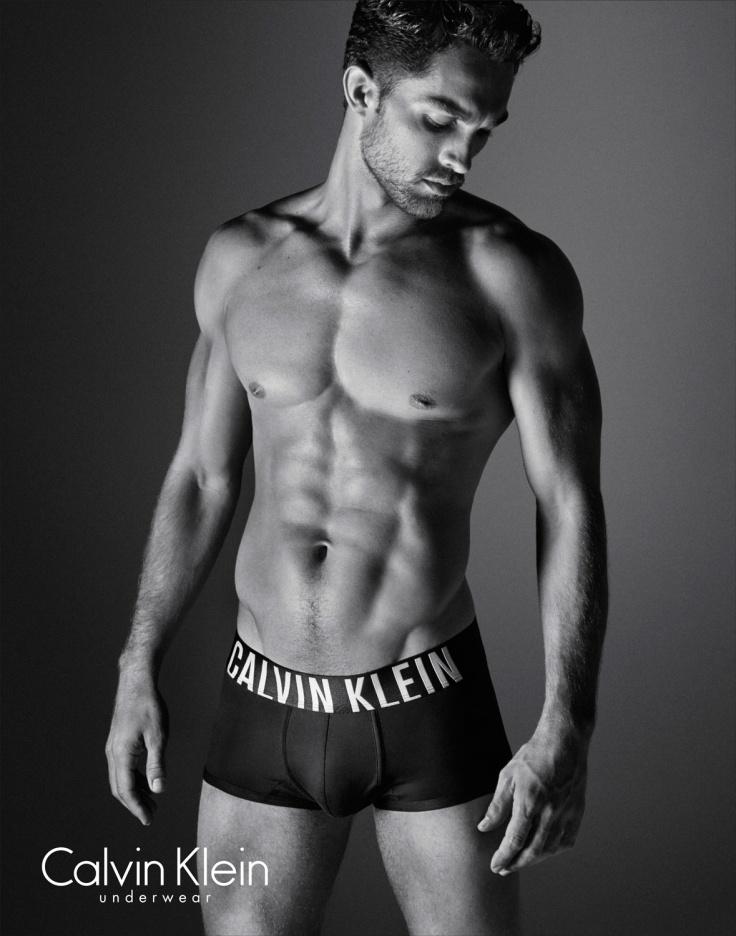 Tobias Sorensen X Calvin Klein Underwear 2016 Campaign-1