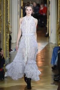 Ulyana Sergeenko Spring 2016 Couture Look 10