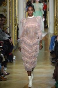 Ulyana Sergeenko Spring 2016 Couture Look 11