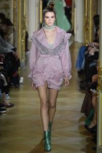 Ulyana Sergeenko Spring 2016 Couture Look 15