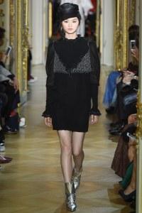 Ulyana Sergeenko Spring 2016 Couture Look 19