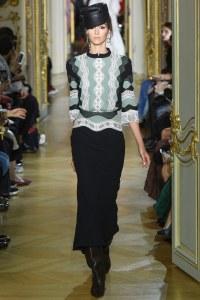 Ulyana Sergeenko Spring 2016 Couture Look 25