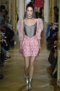Ulyana Sergeenko Spring 2016 Couture Look 29