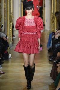 Ulyana Sergeenko Spring 2016 Couture Look 30