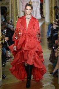 Ulyana Sergeenko Spring 2016 Couture Look 31