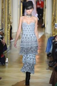 Ulyana Sergeenko Spring 2016 Couture Look 4
