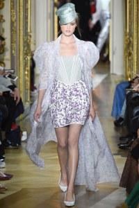 Ulyana Sergeenko Spring 2016 Couture Look 6