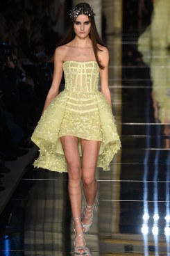 Zuhair Murad Spring 2016 Couture Look 27
