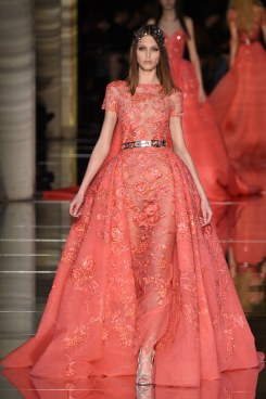 Zuhair Murad Spring 2016 Couture Look 34