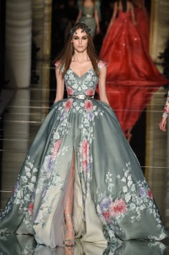 Zuhair Murad Spring 2016 Couture Look 37