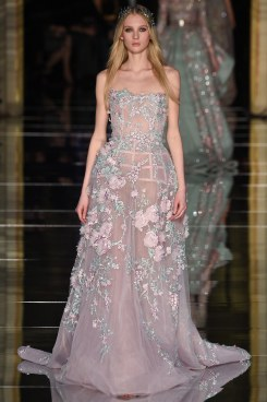 Zuhair Murad Spring 2016 Couture Look 46