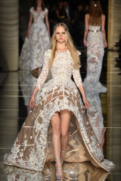Zuhair Murad Spring 2016 Couture Look 49