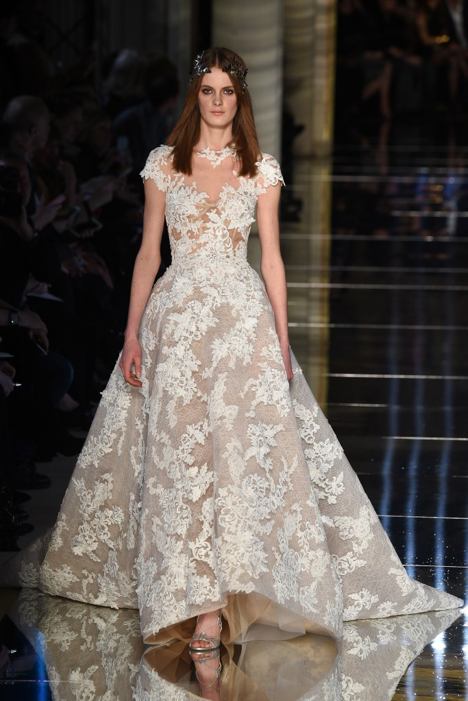Zuhair Murad Spring 2016 Couture Look 50