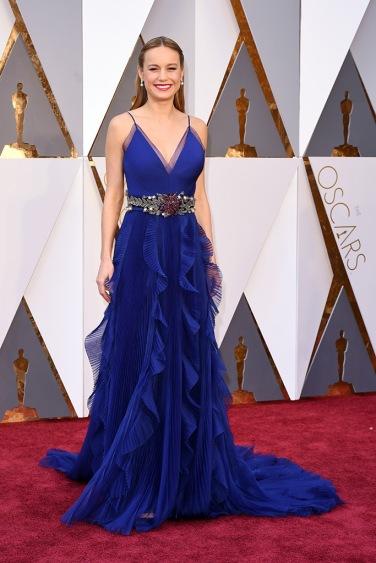 No. 5 Brie Larson in Gucci