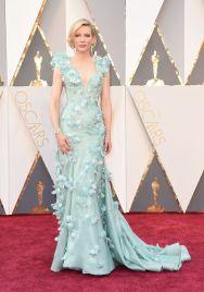 No. 8 Cate Blanchett in Armani Prive