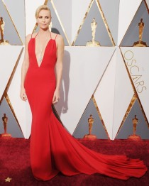 No. 3 Charlize Theron in Dior