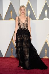 No. 2 Jennifer Lawrence in Dior