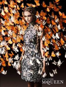 Alexander McQueen Spring 2011 Campaign -2016.2.12-