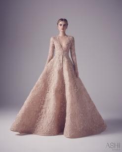 Ashi Studio Spring 2016 Couture Look 25