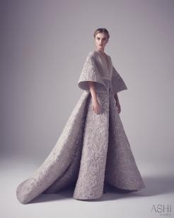 Ashi Studio Spring 2016 Couture Look 32