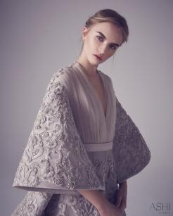 Ashi Studio Spring 2016 Couture Look 33