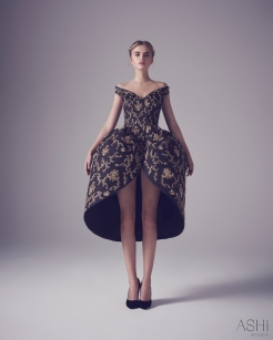 Ashi Studio Spring 2016 Couture Look 37