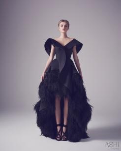 Ashi Studio Spring 2016 Couture Look 41