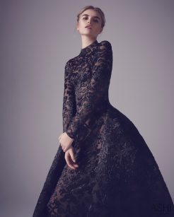 Ashi Studio Spring 2016 Couture Look 44