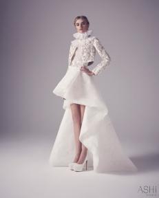 Ashi Studio Spring 2016 Couture Look 8