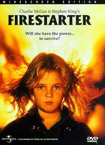 Drew Barrymore Firestarter