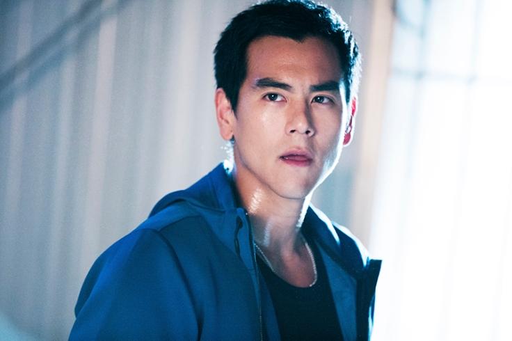 Eddie Peng X Adidas 2016-1