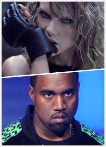 Kanye West v.s. Taylor Swift -2016.2.12-
