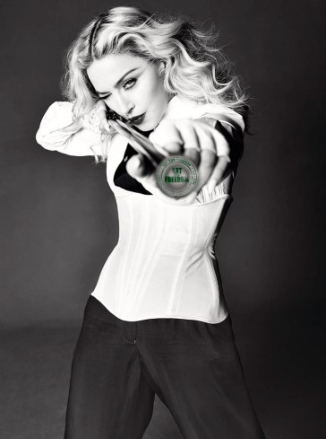 Madonna L'uomo Vogue May-June 2014-6