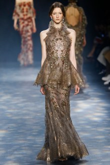 Marchesa Fall 2016 Look 3