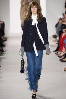 Michael Kors Fall 2016 Look 1