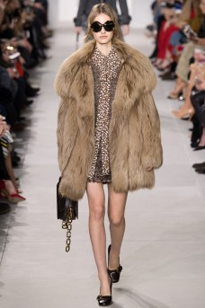 Michael Kors Fall 2016 Look 2