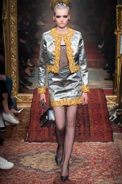 Moschino Fall 2016 Look 55