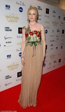 Nicole Kidman in Gucci Pre-Fall 2016
