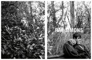 Raf Simons Spring 2016 Campaign -2016.2.14-