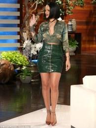 Rihanna in Alexandre Vauthier