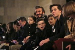 The Beckhams -2016.2.15-