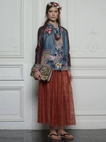 Valentino Hawaiian Couture Look 11