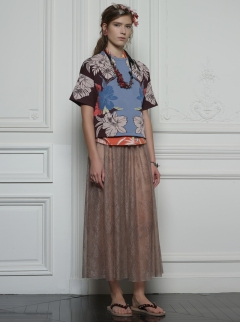 Valentino Hawaiian Couture Look 13