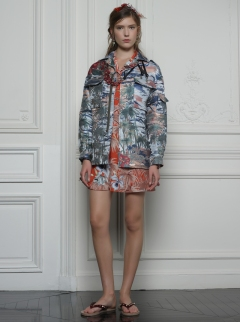 Valentino Hawaiian Couture Look 16