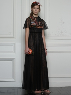 Valentino Hawaiian Couture Look 20