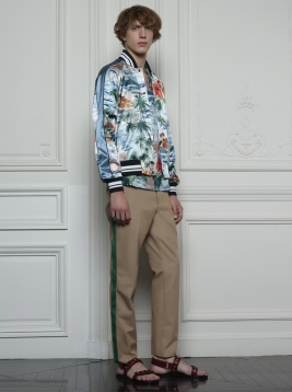 Valentino Hawaiian Couture Look 27