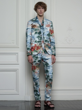 Valentino Hawaiian Couture Look 29