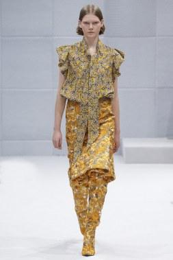 Balenciaga Fall 2016 Look 35