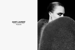 """Cara Delevingne Saint Laurent Fall 2016 """"La Collection de Paris"""" Campaign-3"""